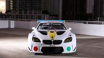 BMW M6 GTLM Art Car