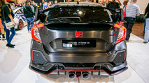 Honda Civic Type R prototype at SEMA