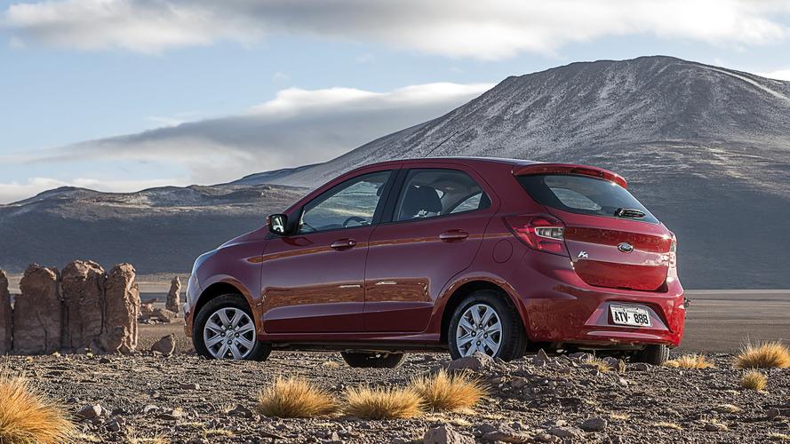 Ford oferece linha Ka com condições especiais e upgrade de equipamentos