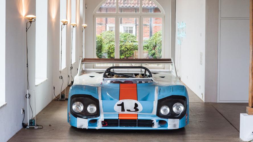 Gerçek bir Porsche 917'ye sahip olabilirsiniz