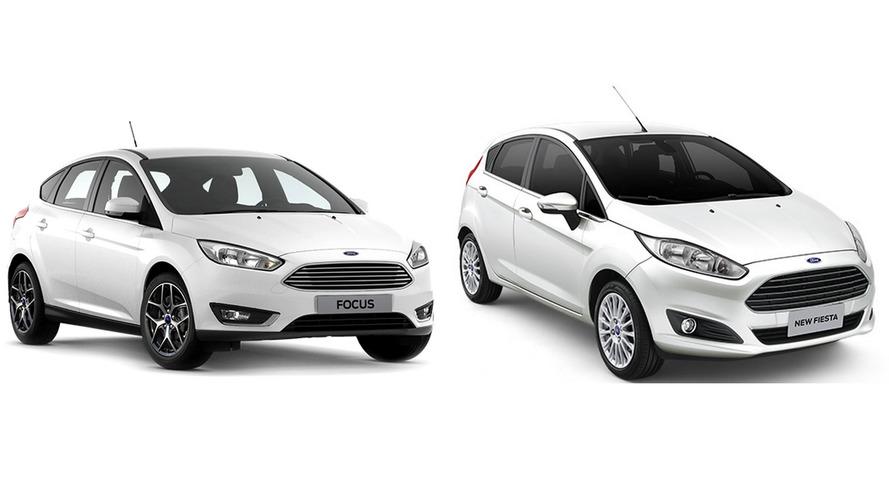 Briga em casa - Ford Focus SE 1.6 ou Fiesta Titanium Plus 1.0 EcoBoost AT?