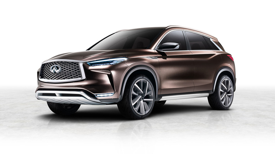 Infiniti QX50 Concept is our best look yet at the brand's next crossover