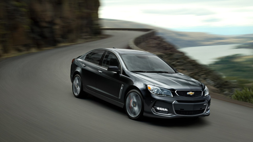 Chevrolet SS and Caprice PP in seatbelt recall