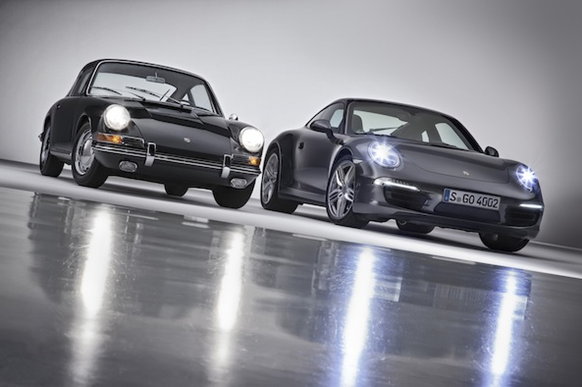 Wheels Wallpaper: 50 Years of Porsche 911 | Motor1.com Photos