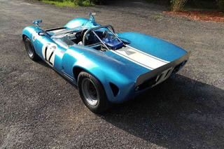 AC/DC Singer Brian Johnson's 1965 Lola T70 Mk1 is up for Sale