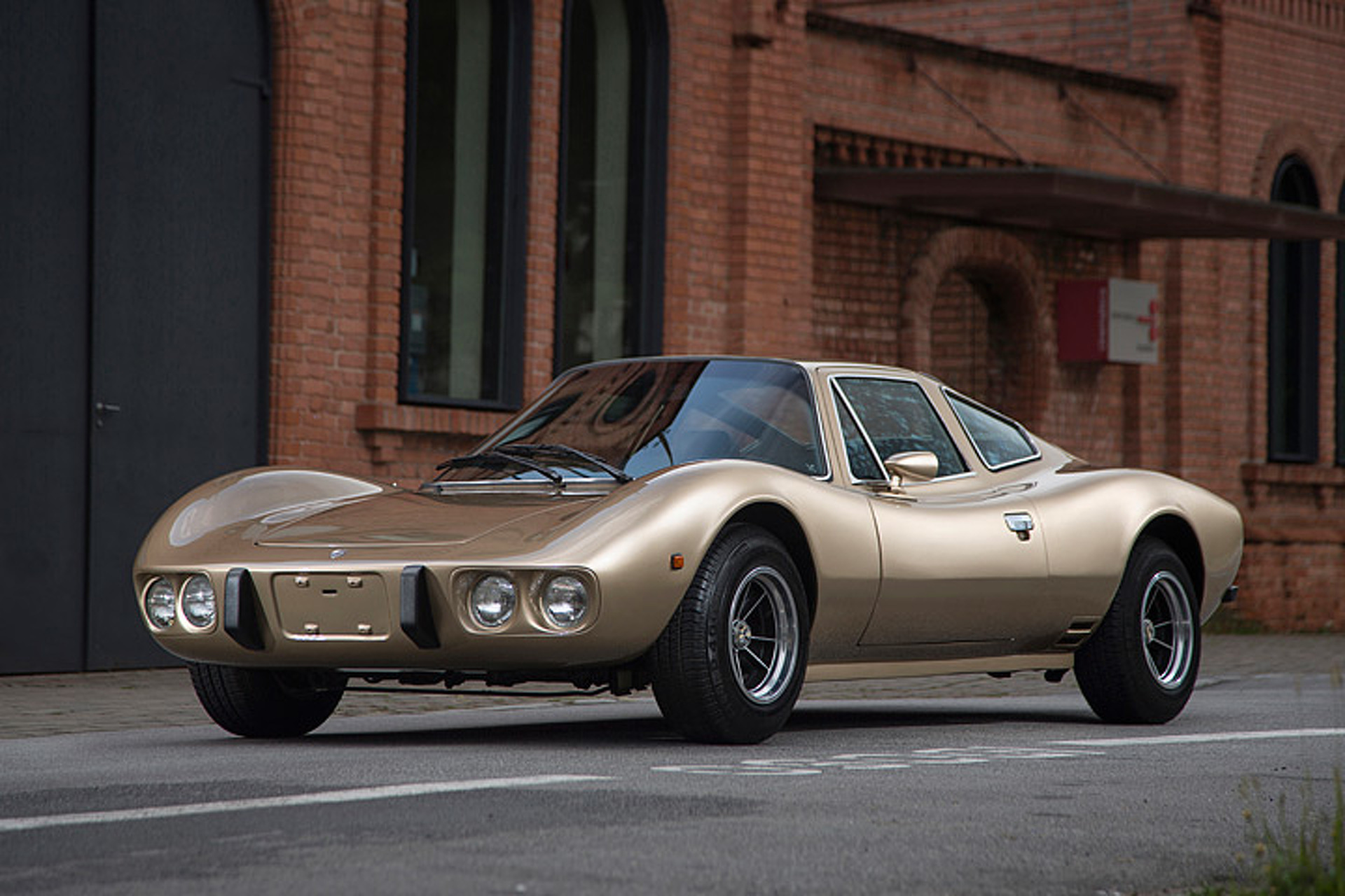 The 1979 Bianco S Coupe Was Strange in All the Right Ways