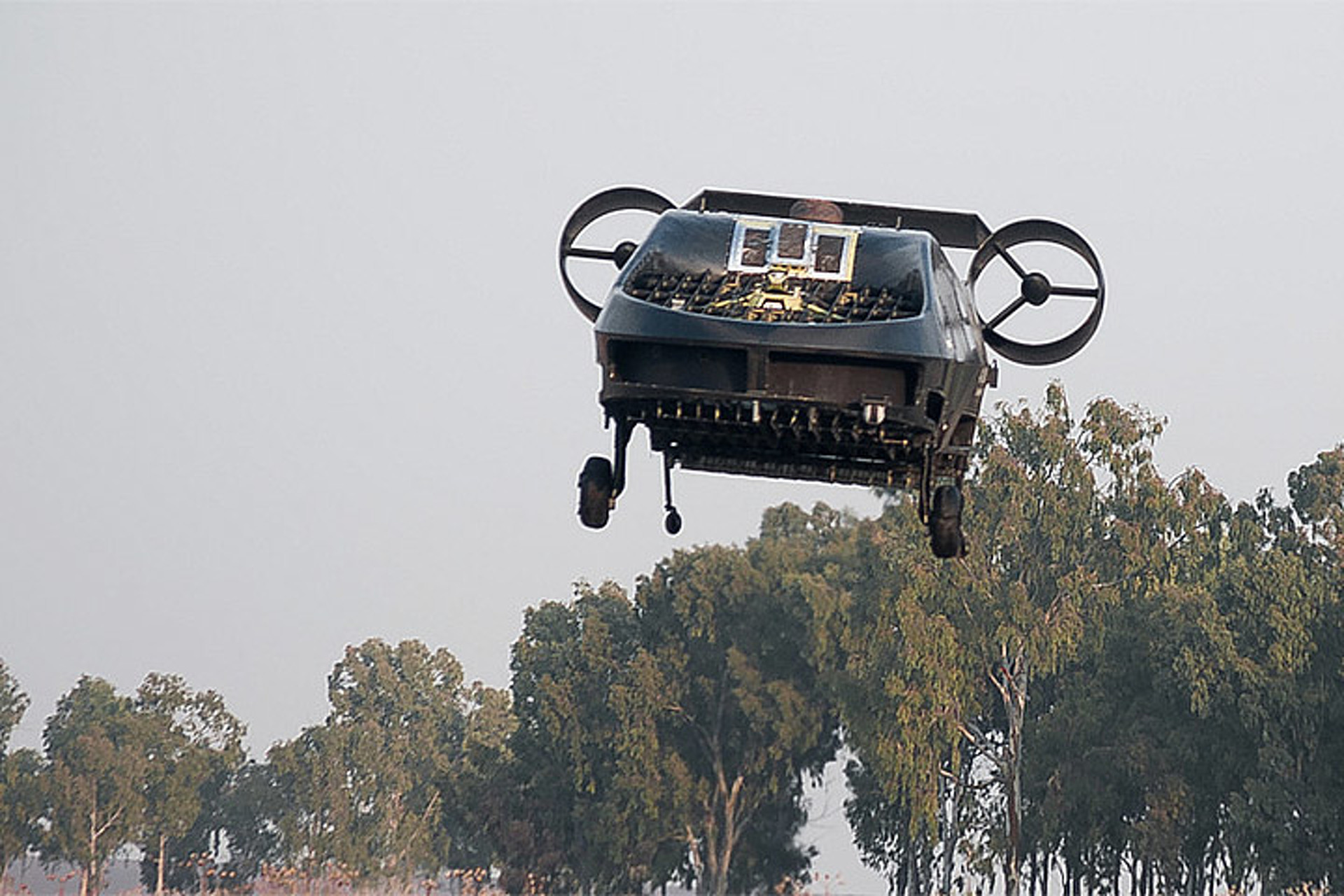 Special Delivery: This AirMule Drone Can Carry 1,100 Pounds