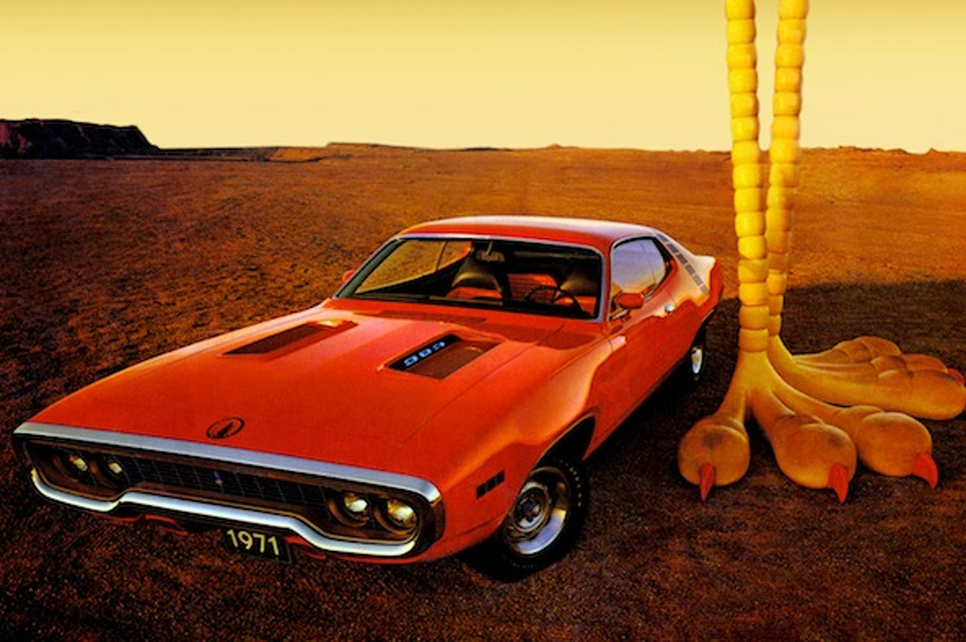 Plymouth Road Runner: A Muscle Car for the Rest of Us