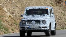 Mercedes-Benz Classe G 2019 photos espion