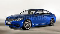 2017 BMW 5 Serisi böyle mi görünecek?