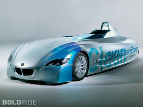 BMW H2R Hydrogen Racecar