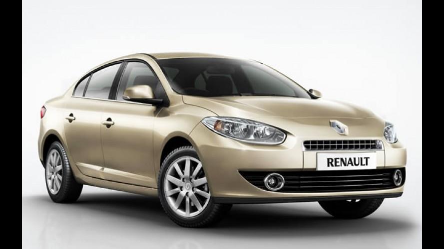 Renault Fluence é eleito o Carro do Ano pela Revista Top Gear na Índia