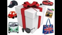 Ainda não comprou presente de natal? Veja 10 sugestões para quem curte carros