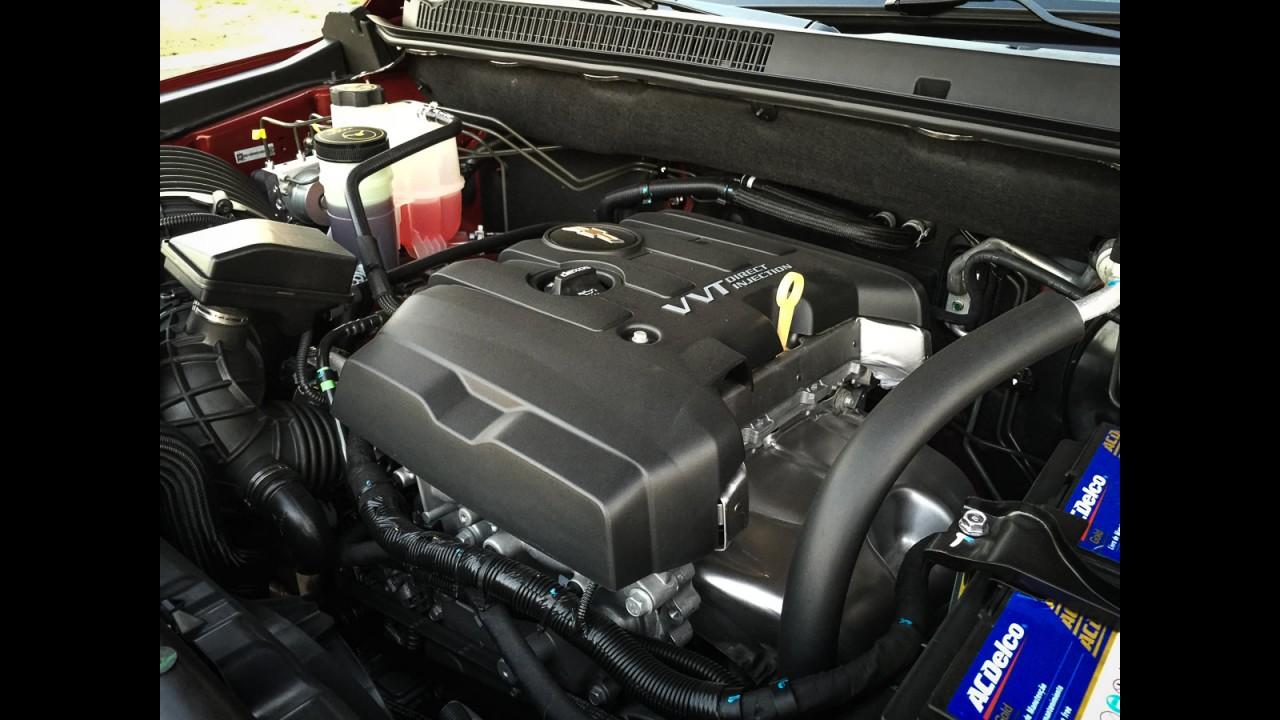 Teste CARPLACE: S10 Freeride 2.5 Flex não deixa saudade das antigas V6