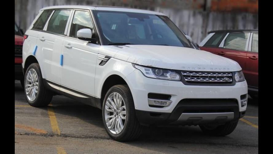Exclusivo: novo Range Rover Sport já está à venda por R$ 377 mil