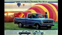 Carros para sempre: Ford F-1000 tem uma história que começa no campo e termina na cidade