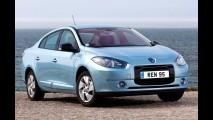 Baixa demanda faz Renault encerrar produção do Fluence ZE na Europa