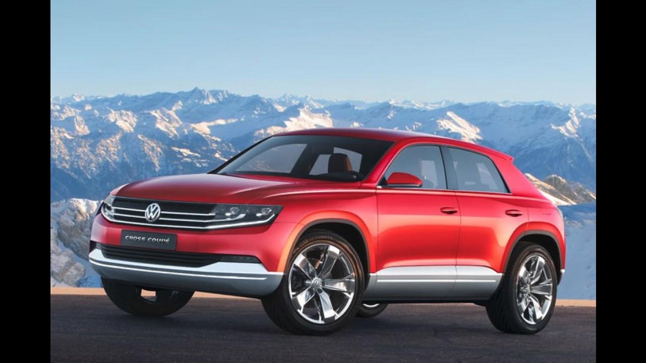 VW terá Up! e conceito de anti-EcoSport no Salão