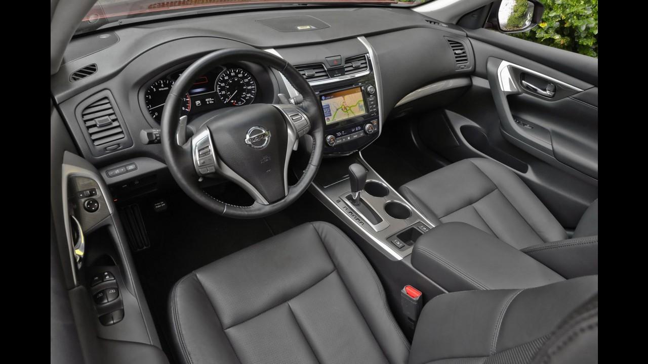 Nissan Altima foi o carro mais vendido em março nos EUA - F-Series reina