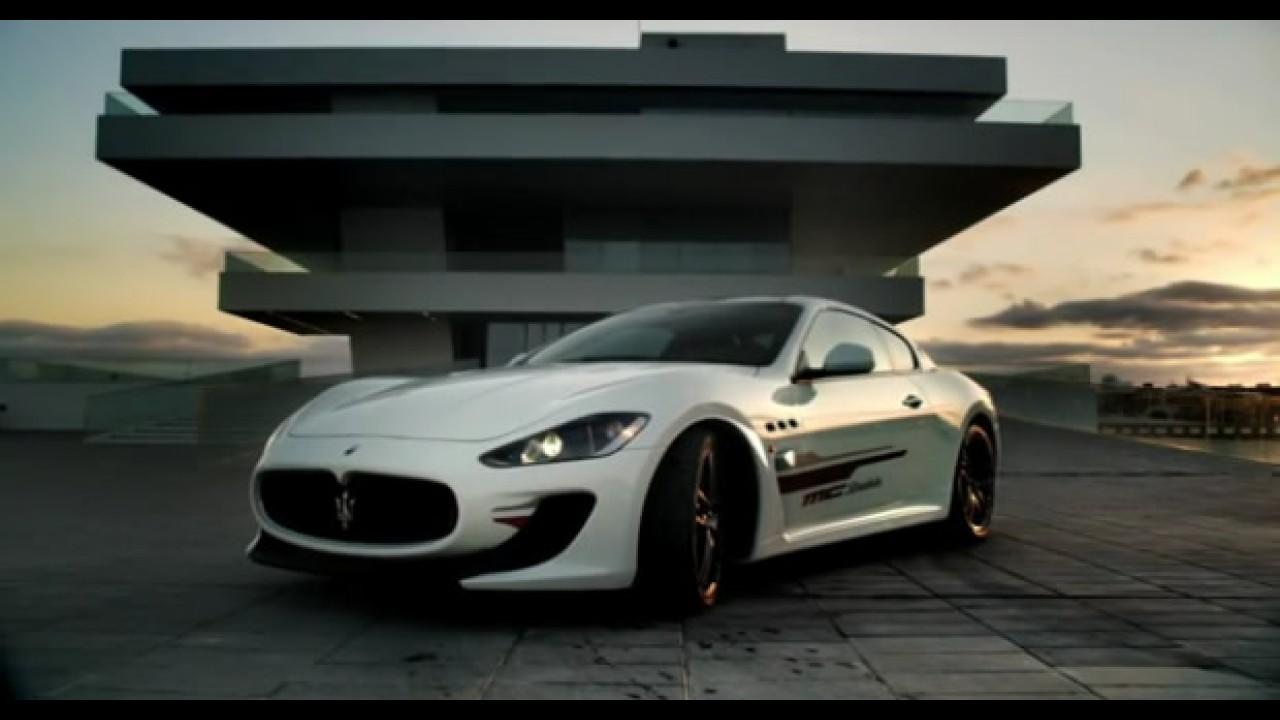 VÍDEO - Maserati GranTurismo MC Stradale: Competição ou uso pessoal?