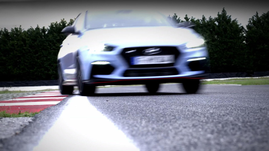 2018 Hyundai i30 N Teaser Announces July 13 Reveal