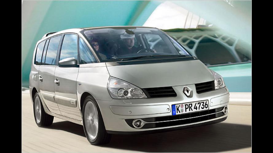 Luxus-Van: Renault Espace als Sondermodell Edition 25th