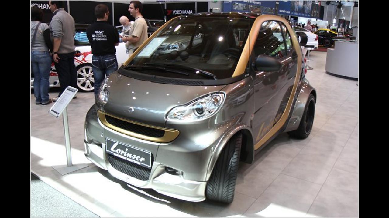 Lorinser Smart Fortwo Cabrio