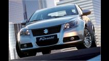 Suzuki bringt den Kizashi