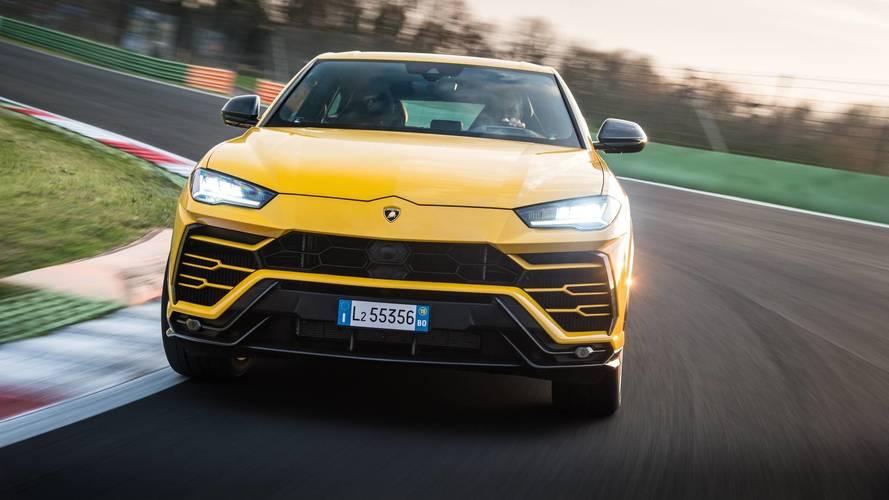 2018 Lamborghini Urus: Raging bull meets SUV