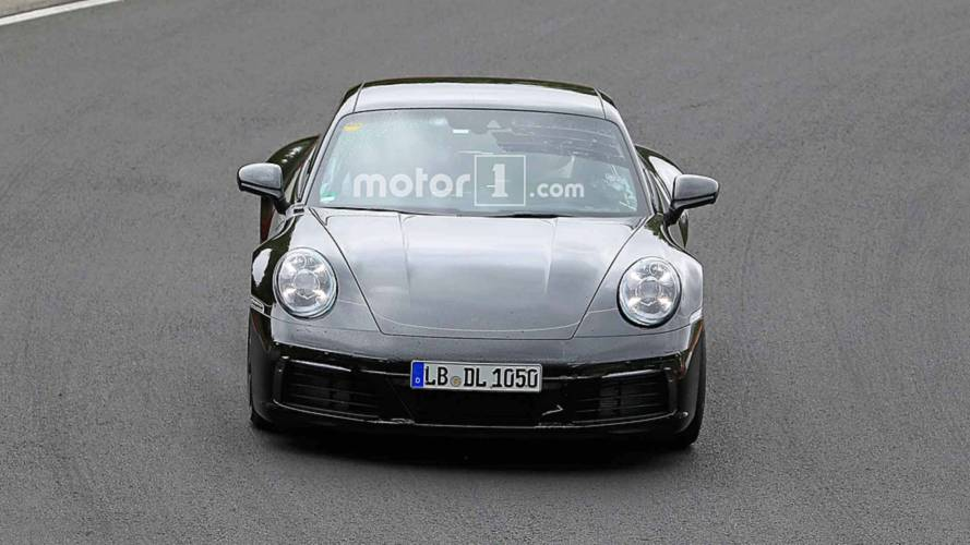 Next-Gen Porsche 911 Spy Shots