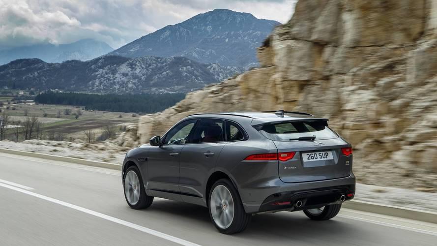 Jaguar F-Pace m.y. 2019