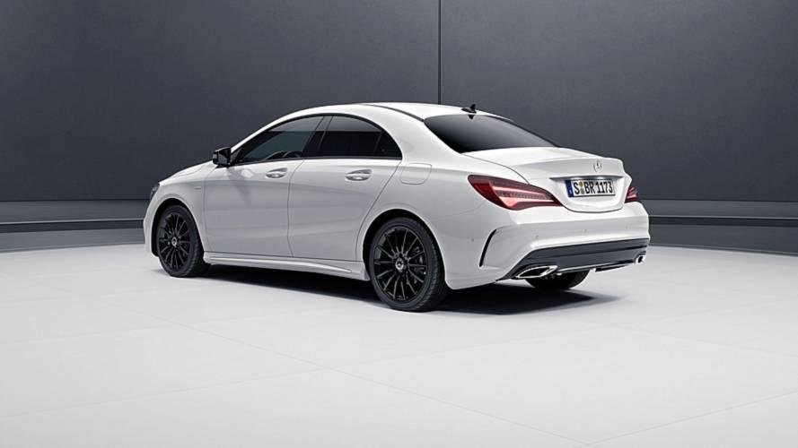 Mercedes CLA Night Edition