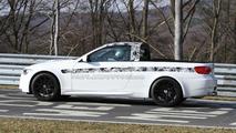 BMW M3 pickup testing at Nurburgring 15.03.2011