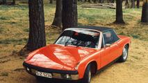VW-Porsche 914 1.7 (1969)
