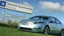 2011 Chevrolet Volt, GM Detroit-Hamtramck Assembly Plant, Michigan, 30.07.2010