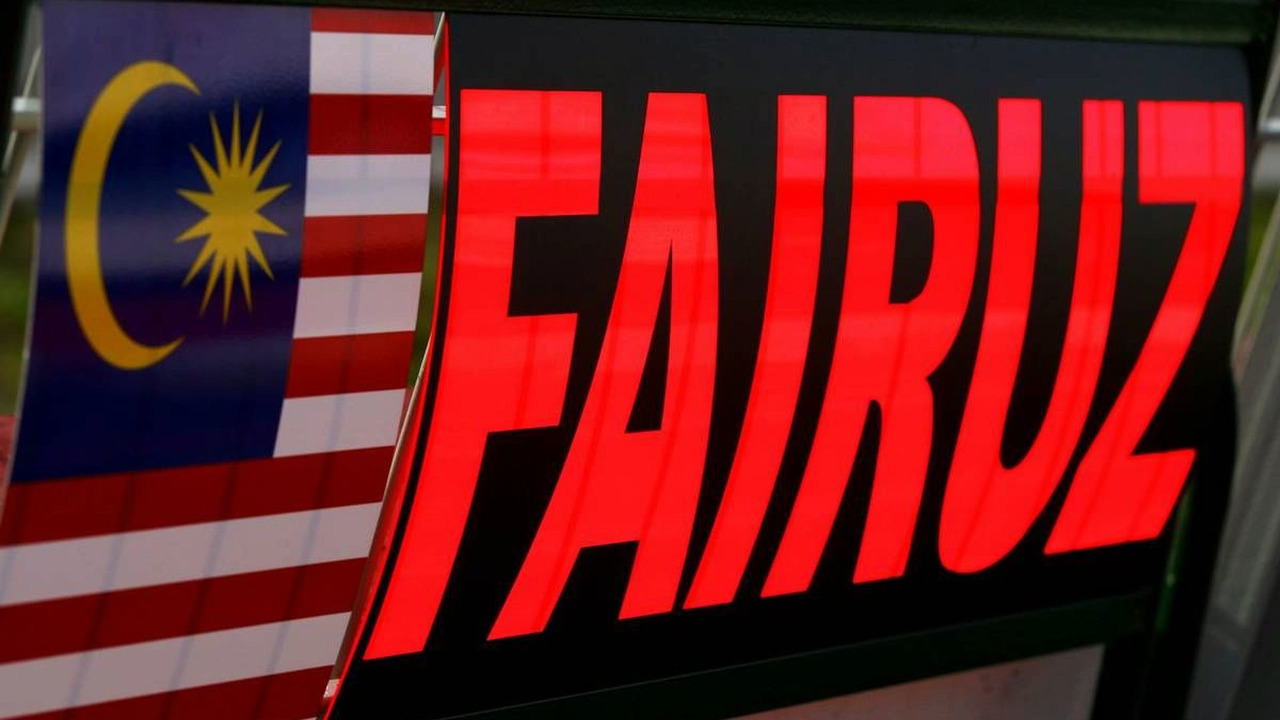 Fairuz Fauzy (MAL), Test Driver, Lotus F1 Team, 25.02.2010 Barcelona, Spain