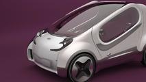 Kia POP electric vehicle concept, 1600, 30.09.2010