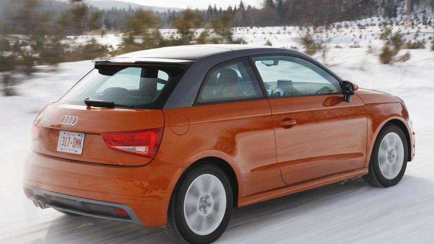 Audi A1 Quattro prototype teased