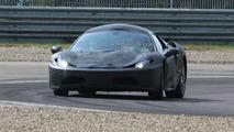 Ferrari F450 full body prototype spied for first time