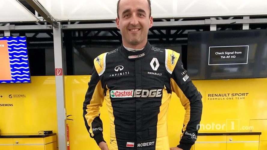 Robert Kubica Passes Mandatory F1 Extraction Test