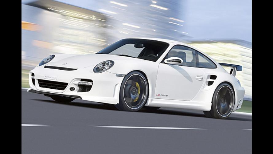 Rinspeed Le Mans: Schweizer Tuner gibt dem Turbo 600 PS