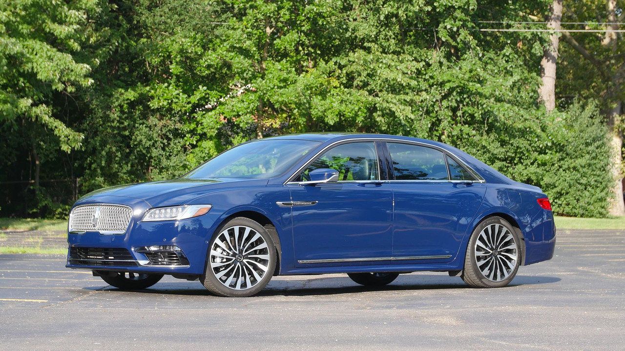 2017 lincoln continental review feels like real luxury. Black Bedroom Furniture Sets. Home Design Ideas