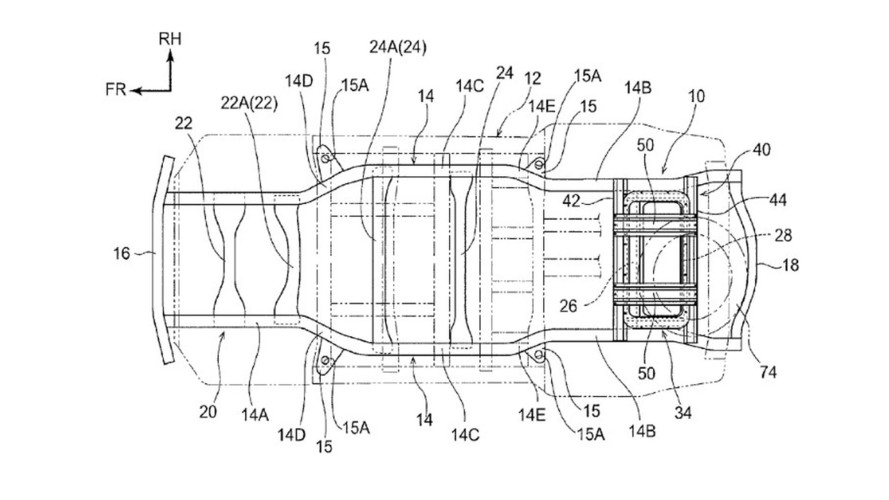 Toyota Hints At Electric Or Hybrid SUV In New Patent