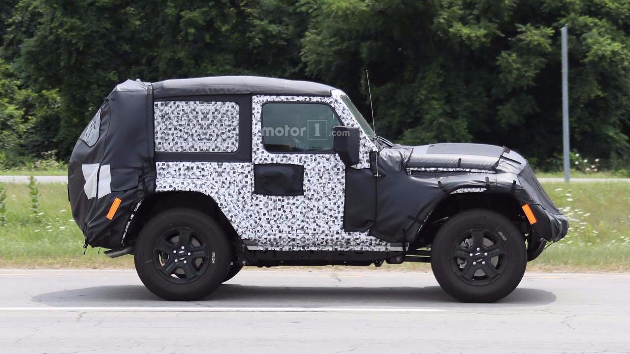 2018 jeep wrangler jl info leaks from dealer order system. Black Bedroom Furniture Sets. Home Design Ideas