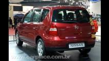Nissan faz contagem regressiva para lançamento da minivan Livina no Brasil