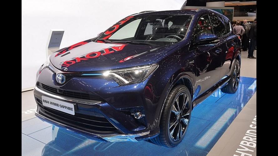 Toyota RAV4 konsept aracını Cenevre'de görücüye çıkardı