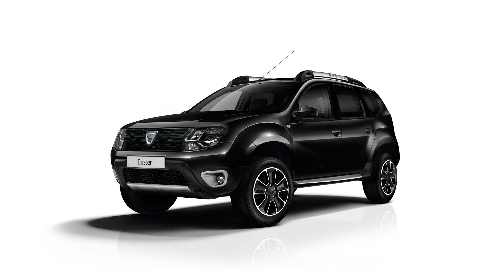 dacia duster black touch is the new flagship version. Black Bedroom Furniture Sets. Home Design Ideas