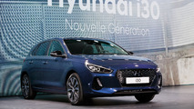 2017 Hyundai i30 reveal