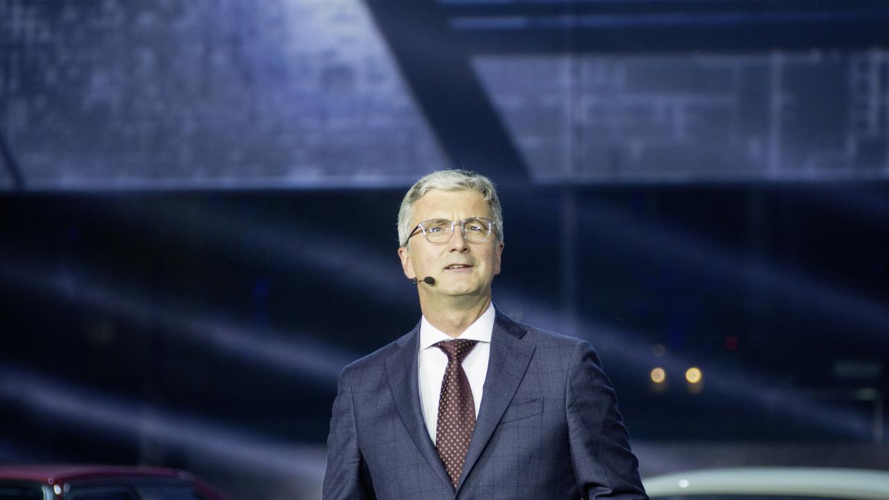 Audi CEO Rupert Stadler 2
