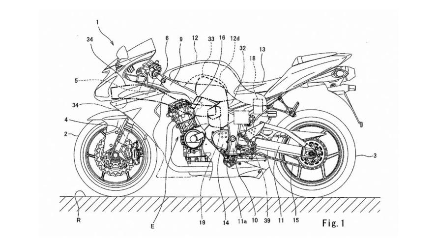 Kawasaki kompresörlü 600'ü tanıttı
